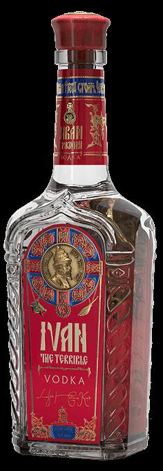Vodka Ivan The Terrible